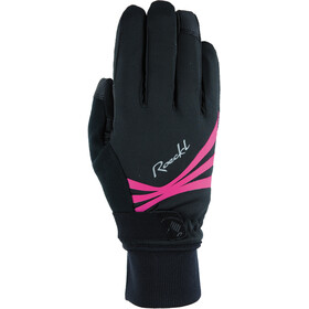 Roeckl Wilora Gloves Women black/pink
